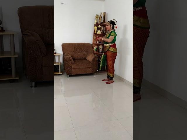 Dance Entry | Rudrika Kaul 2 | Navi Mumbai, India