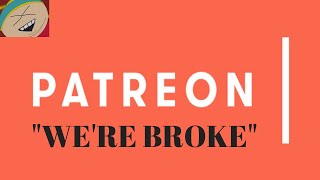 Patreon Is DESPERATE! Sends Ridiculous Tone Deaf Email Begging Creators..