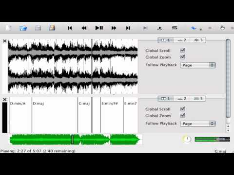 Automatic Chord Transcription: Somebody To Love