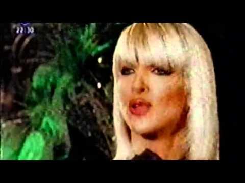 Jelena Karleusa - Nije ona nego ja  Novogodisnji show BKTV  VHSRip
