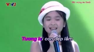 Karaoke Mẹ yêu con (2)