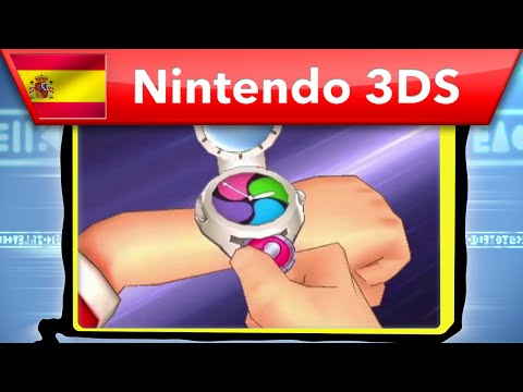 YO-KAI WATCH - Tráiler de la canción (Nintendo 3DS)