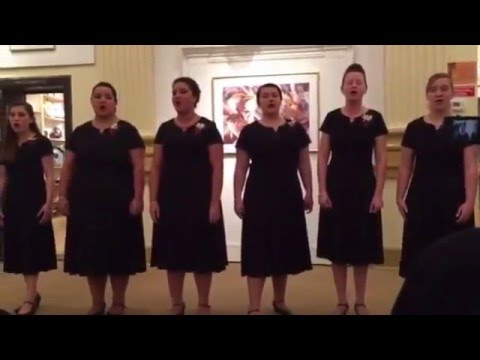 Craven Community College Christmas Encore performance 2015