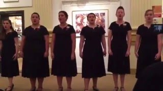 Craven Community College Christmas Encore performance 2015