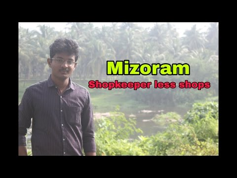 Shops without shopkeepers | mizoram | in tamil