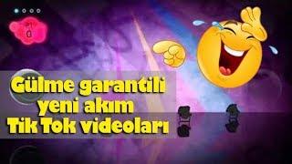 Gülme krizine sokan komik Tik Tok videoları