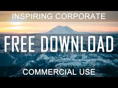 Blossoming Inspiration - (100% FREE DOWNLOAD) - Royalty Free Music | Inspiring Upbeat Corporate
