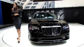 2014 Chrysler 300C John Varvatos Edition - Presentation - 2013 New York Auto Show