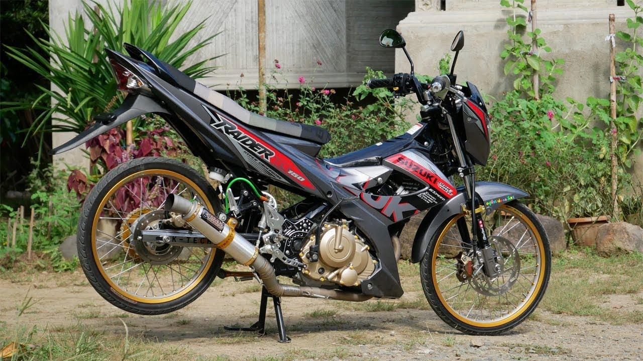 Thailook Concept Raider 150 Reloaded