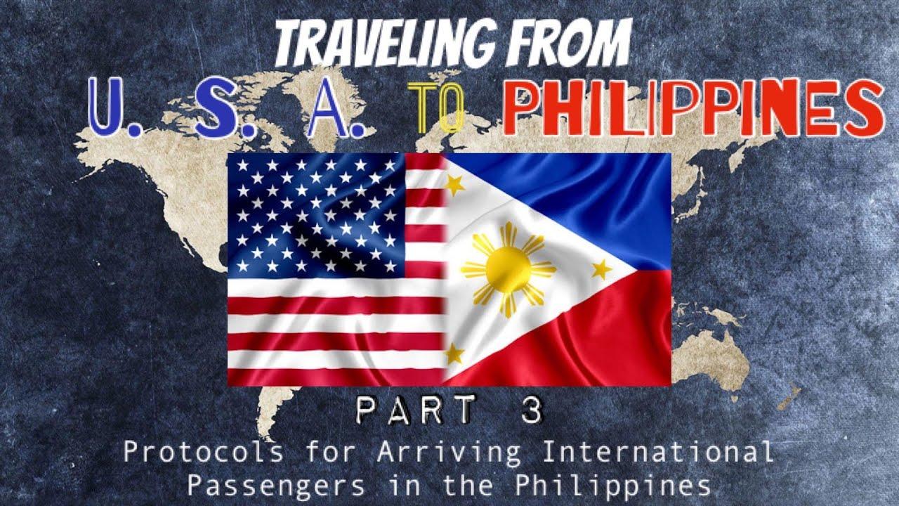 PART 3 | TRAVEL TIPS TO ALL INTERNATIONAL TRAVELERS DURING THIS CORONAVIRUS PANDEMIC 🇵🇭