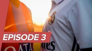 Messi vs Ronaldo - Episode 3 | Christmas in Unisport 2016; El Clasico warm up