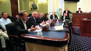 Mike Rowe Testifies Before House Committee On Natural Resources