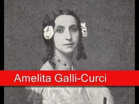Amelita Galli-Curci: Bellini - La Sonnambula, 'Ah! non credea mirarti... Ah! non giunge'