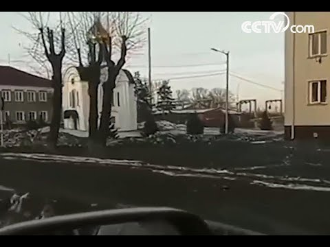 Black snow sparks post-apocalypse| CCTV English