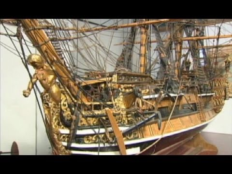 """Illinois Adventure #1504 """"National Museum of Ship Models and Sea History"""""""