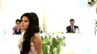 Ұзату тойы. Красивая песня невесты.