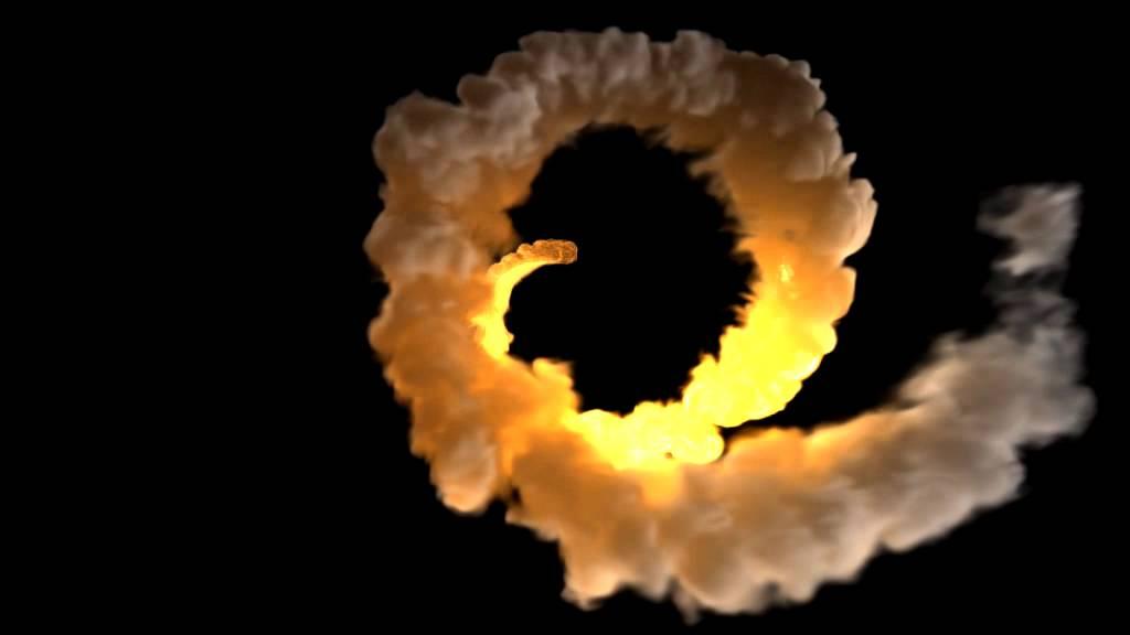 3D Fume FX Fire & Smoke Elements Animation