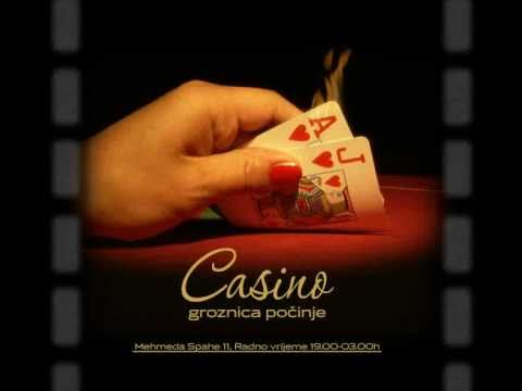Casino groznica počinje!