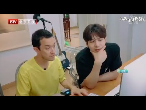 [ENG] 171021 GOT7 Jackson - Theory of Relativity 生活相对论