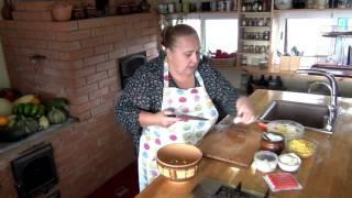 Вкусно с мамой Олей Крабовый салат с картофелем
