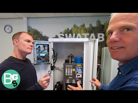 Swatab makes water
