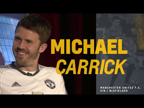 (PRANK WARS)WHO DID MICHAEL CARRICK  PRANKED