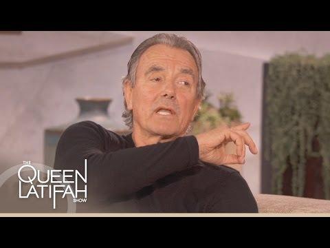 Eric Braeden on The Queen Latifah