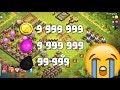 Attaque ratée sur le plus gros village full ressources ! Clash of Clans