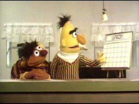 Sesame Street - Ernie Skips Today (1969)