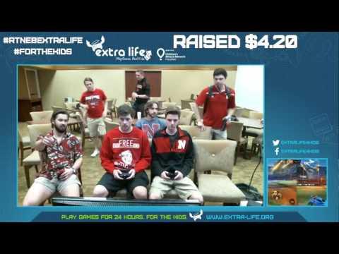 Rooster Teeth Extra Life Community Stream 2016 - RT Nebraska