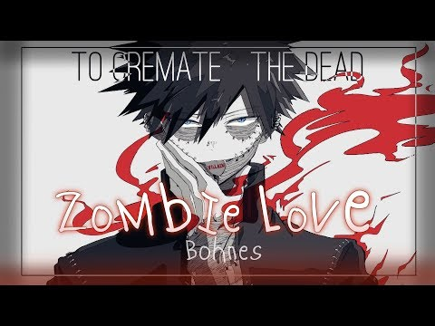 ◤Nightcore◢ ↬ Zombie Love [lyrics]