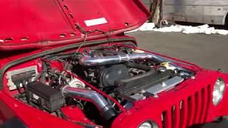 TURBO 2.4L Jeep Wrangler TJ Overview ZackFab