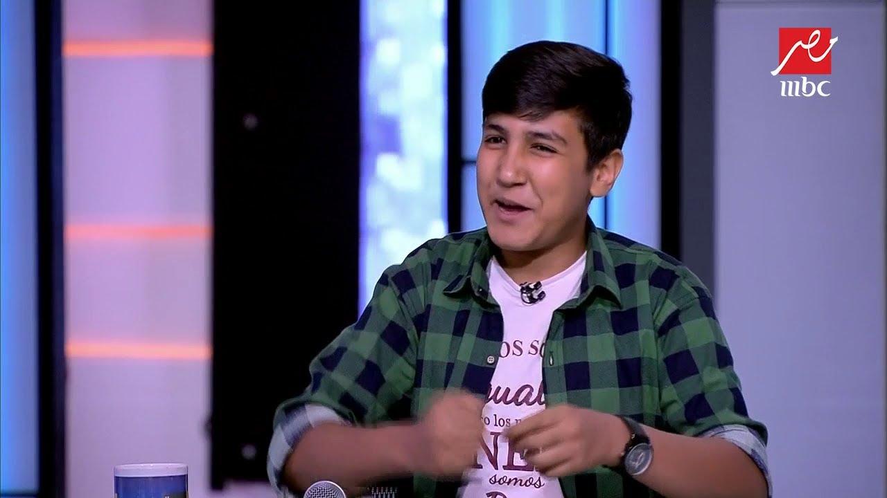 الطفل زياد وائل يروي كواليس له مع مشتركي الموسم الخامس من Arabs Got Talent