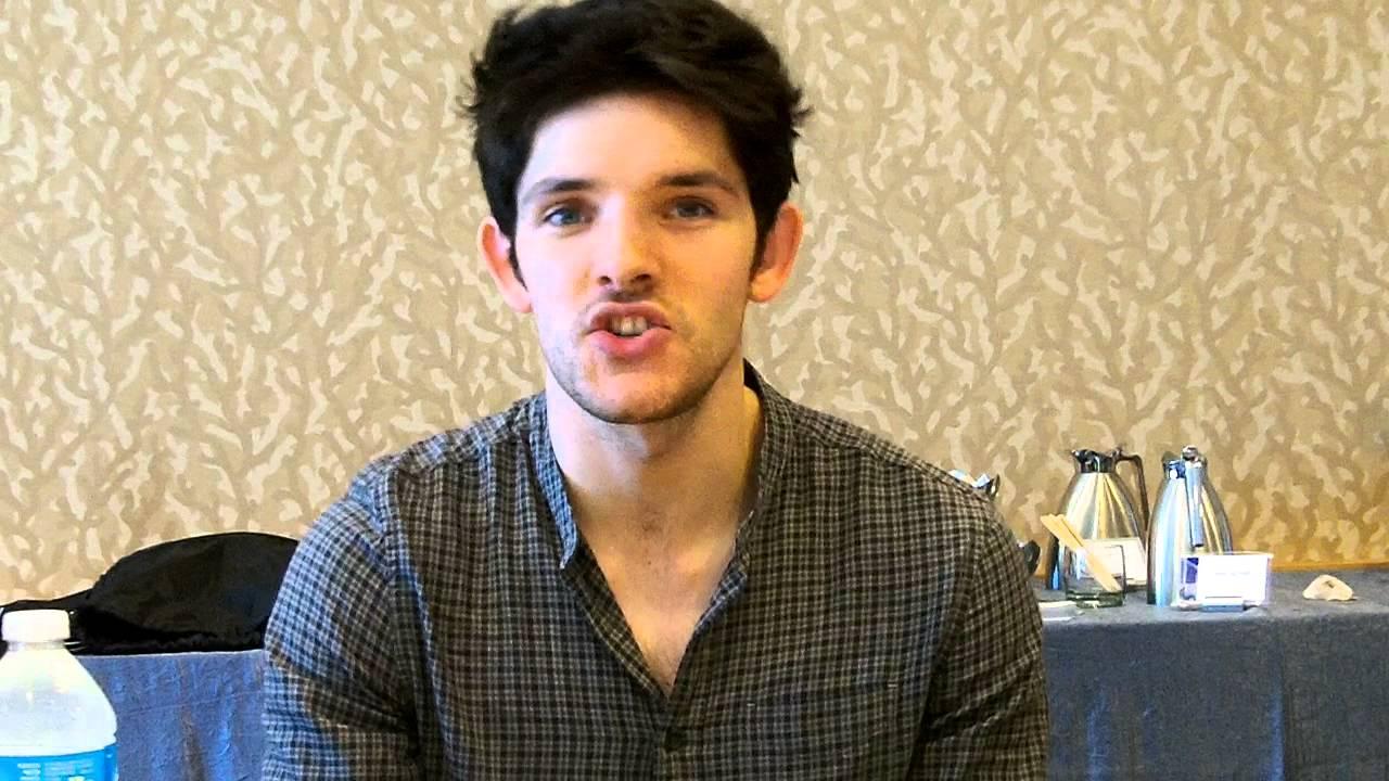 Quot Merlin Quot Colin Morgan Youtube