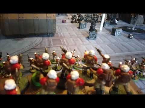 Basic Unit Tactics - Company Commander -  Warhammer 40k 8th Edition