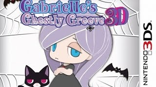 Gabrielles Ghostly Groove 3D Gameplay {Nintendo 3DS} {60 FPS} {1080p}