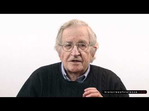 Noam Chomsky interview