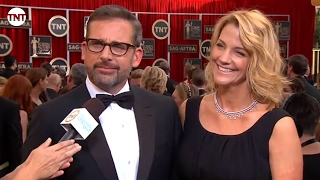 Steve Carell I SAG Awards Red Carpet 2015 I TNT
