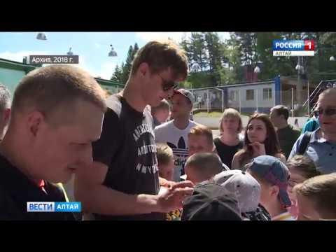 Спортсмен из Алтайского края будет играть в сборной России по хоккею