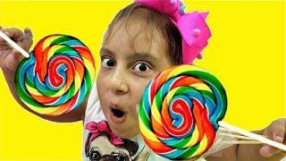 Johny Johny Yes Papa | Maria Clara finge não comer doce - MC Divertida