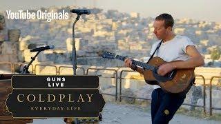 Coldplay - Guns (Live in Jordan)