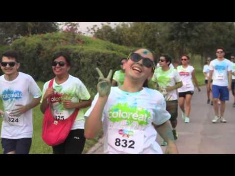 """Coloréate 5k """"Monterrey, Nuevo Leon"""""""