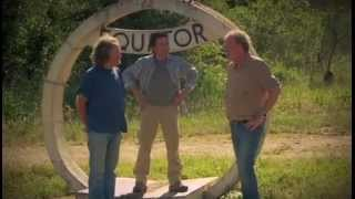 Professor Clarkson does Science stuff at The Equator - Top Gear - The Great African Adventure DVD