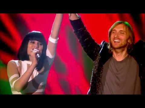 David Guetta, Taio Cruz, Ludacris & Jessie J   Medley MTV EMA 2011  HD