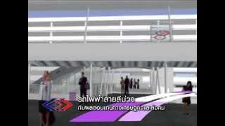 The Connexion Condo : รถไฟฟ้า สายสีม่วง 7