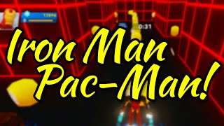 Iron Man Pac-man! | Disney Infinity 2.0 Toy Box