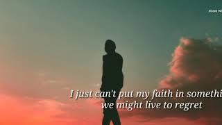 LEWIS CAPALDI Maybe With lyrics