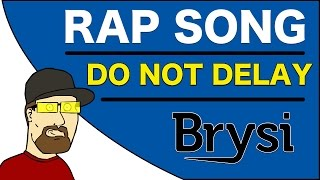 Repeat youtube video **NEW MUSIC BY BRYSI!**  --  DO NOT DELAY (RAP SONG BY BRYSI)