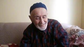 Çırmıhtılı Recep Coşkun 85 yaşına rağmen müthiş ses
