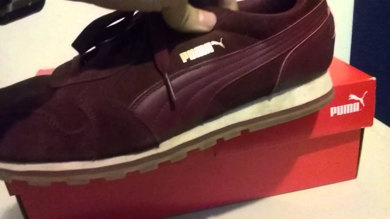 UNBOXING - PUMA ST RUNNER SD - YouTube 381467398d30a